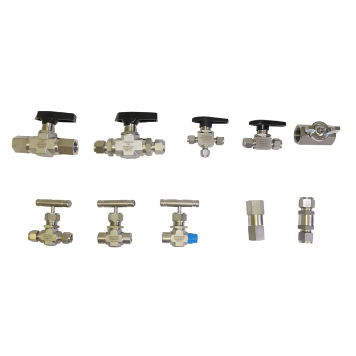 Instrumentation Fittings & Valves